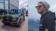 Specialties Of Dulquer Salmans New Mercedes Benz G63 AMG