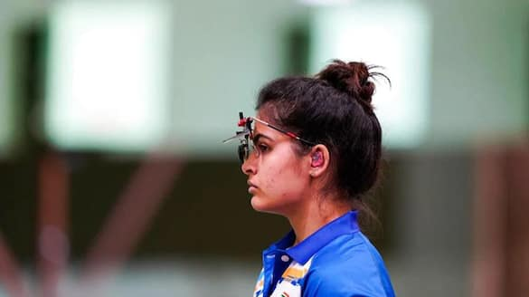 shooter Manu Bhaker opens strained relationship with coach Jaspal Rana
