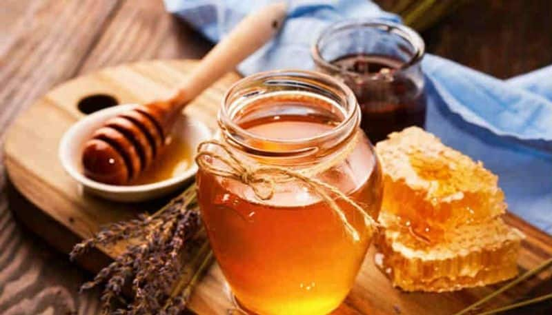 home made honey face pack for glowing skin