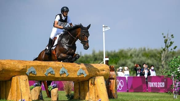 Equestrian Swiss horse euthanized after appearing lame on course
