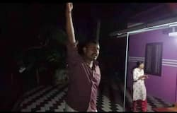 <p>tipper owner and wife suicide threat in front of village officer house</p>