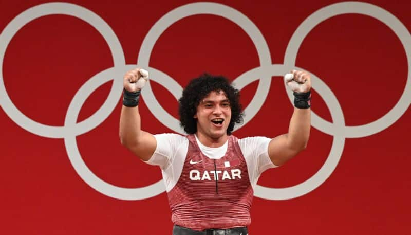 Tokyo 2020 Fares El Bakh wins Qatar first Olympic gold in history