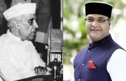 Vishvas Sarang nehru