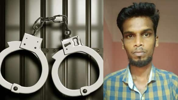 youth accused in number of theft cases absconding for four years held in Thiruvananthapuram