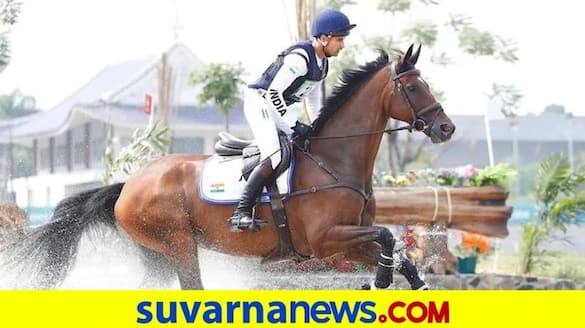 Tokyo Olympics India Equestrian Fouaad Mirza finish maiden Games in 23rd place in Final kvn