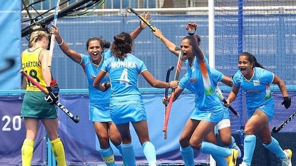 Tokyo 2020: Indian Women's hockey team reached Semi-finals CRA