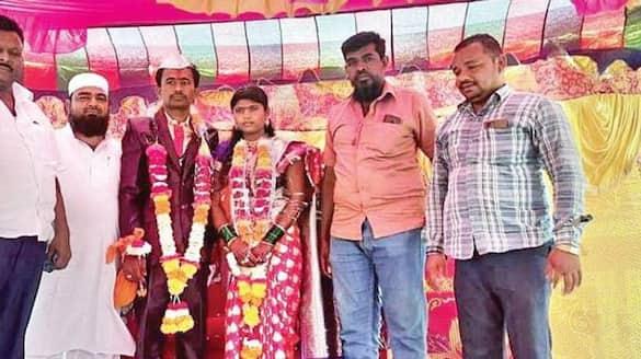 Muslim family orphaned Hindu girl marries her off to Hindu boy as per Vedic traditions