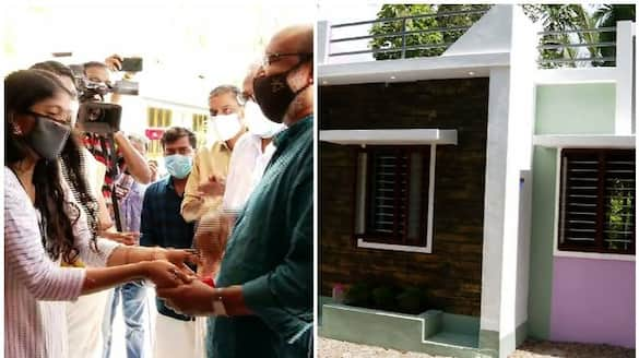 Dr. Thomas leads Sne's house warming ceremony