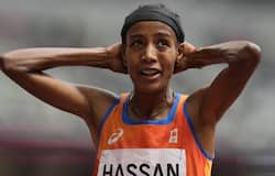 <p>Sifan Hassan</p>