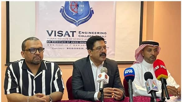 VISAT engineering college gives scholarships to poor expat students