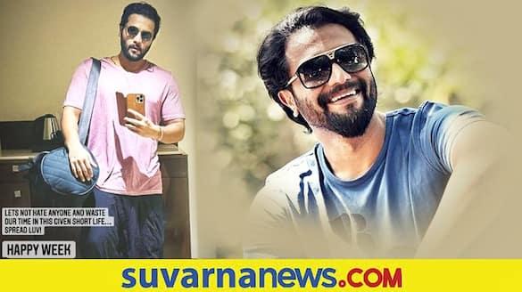 Actor Srii Murali spreads positivity by wishing happy week to fans vcs