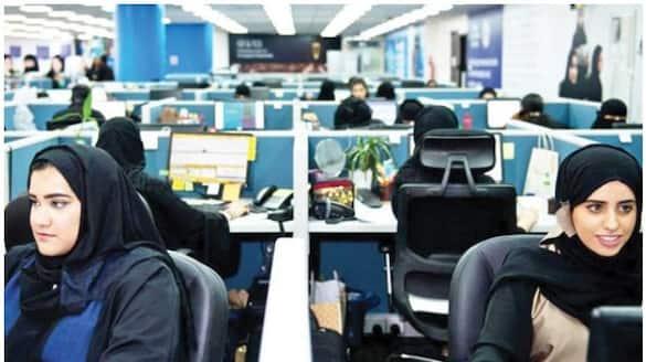 Saudization in customer service centres