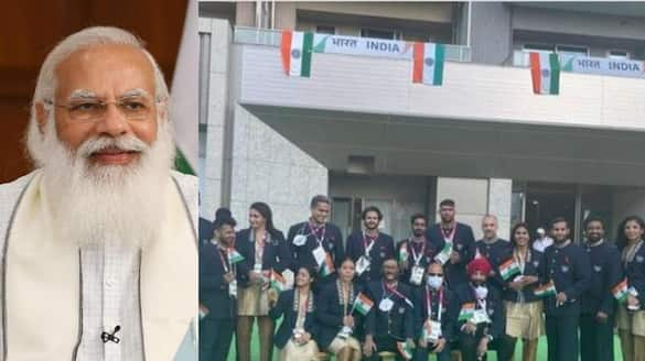PM Modi invites  entire Indian Olympics contingent to the Red Fort as special guests