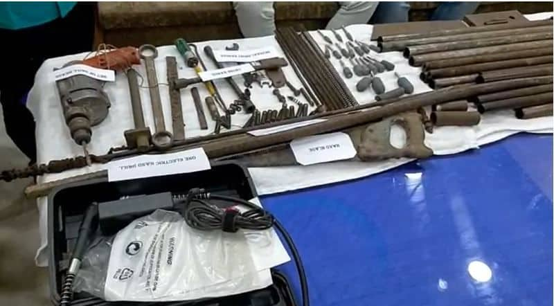 police busts illegal arms manufacture unit at Katwa bmm