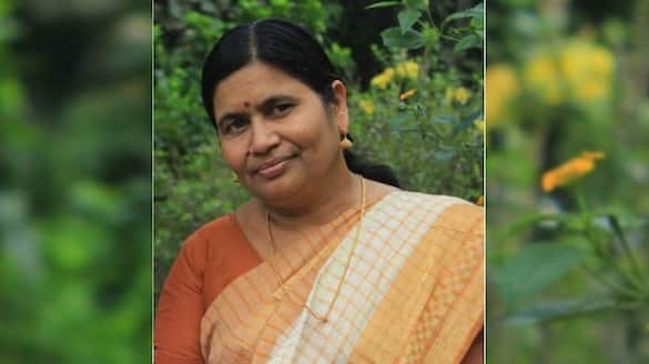 Vakkel Nellimoottil Lilly Rajagopal passed away
