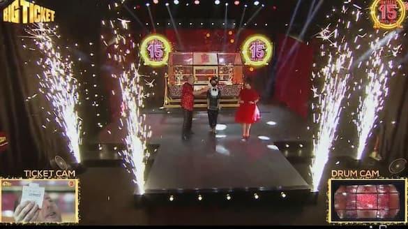 indian expatriate man won AED 15 million in Big ticket draw tonight