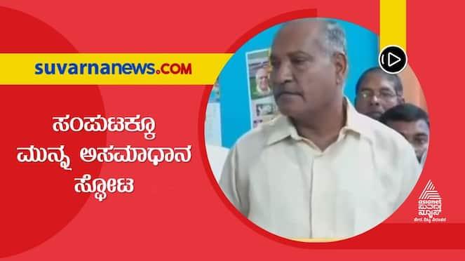 Karnataka Cabinet Nehru Olekar hits Out At Basavaraj Bommai hls