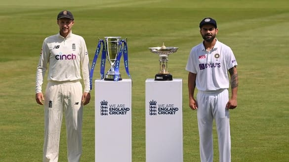 INDvsENG England won toss and opted to bat first againsit Teamindia in trent bridge ckm