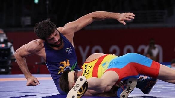 Tokyo 2020 Wrestler Ravi Kumar Dahiya Reach Final India Assures 4th Olympics Medal kvn
