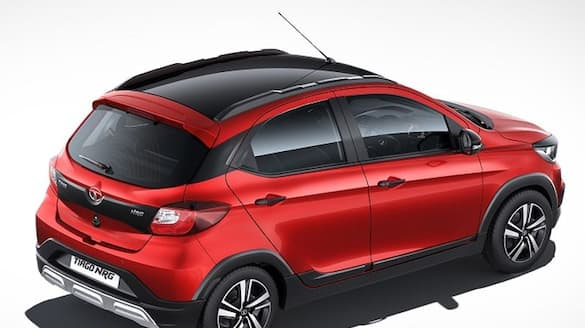 Tata Motors launched all new Tiago NRG Excites passenger vehicle market with its Urban Toughroader ckm