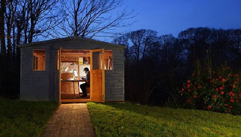 Newtown of Kolkata Now Has Work Pods To Break Your Work From Home Monotony bpsb