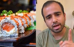 video on sushi