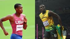 is it 17 years old Erriyon Knighton become next Usain Bolt
