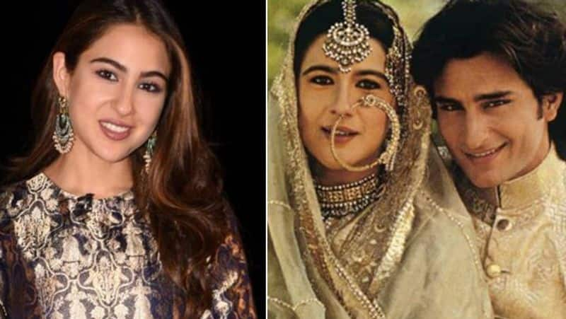 To separate was the best decision to make at the time says Sara ali khan about parents divorce dpl