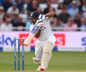 InD vs ENG 1st Test Day 2: Team India lost Rohit Sharma wicket before lunch break CRA