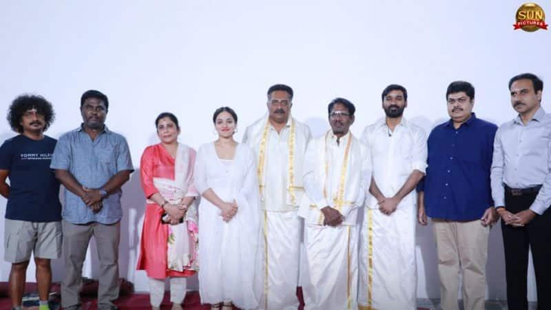 Dhanush  Thiruchitrambalam movie shooting update