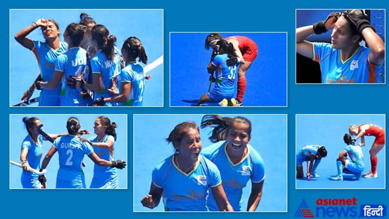 Tokyo 2020 Meet the 16 Women Who Scripted Indian Womens Hockey Team New Height in Olympics kvn