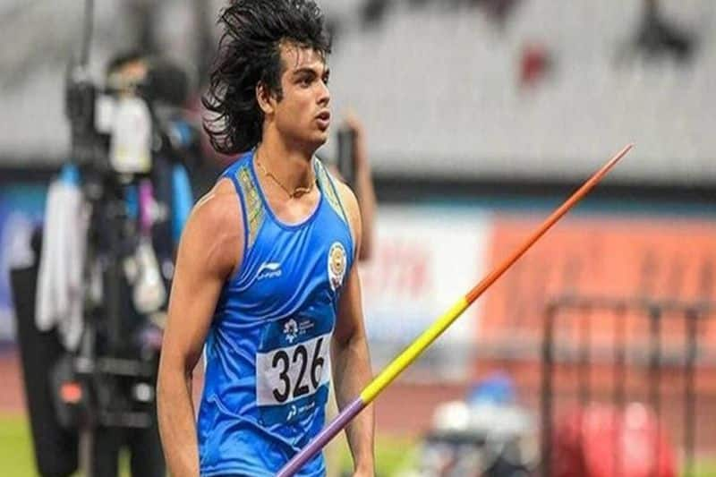 indian javelin thrower neeraj chopra is the first athlete wins gold for india in olympics