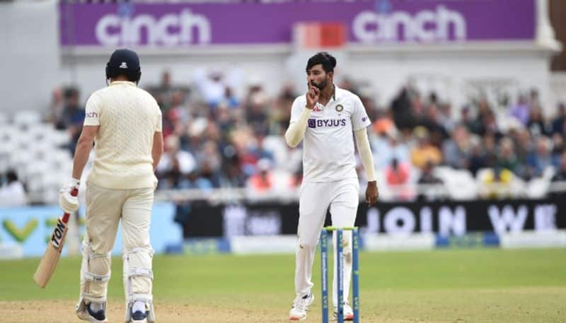 does not seem like a newcomer in test cricket Salman Butt praised Indian pacer Mohammed Siraj