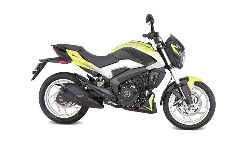 Bajaj Auto launches Dominar 250 Dual Tone Edition bike with 3 new colours ckm
