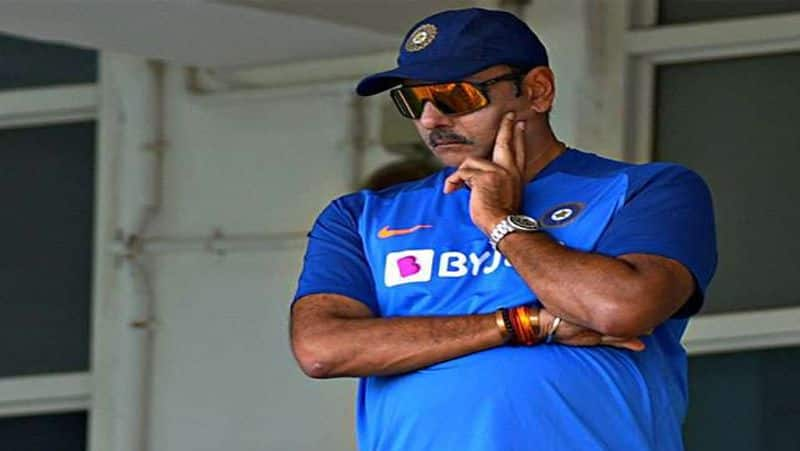Ravi Shastri reacts on covid 19 in Indian cricket team during test series in england spb