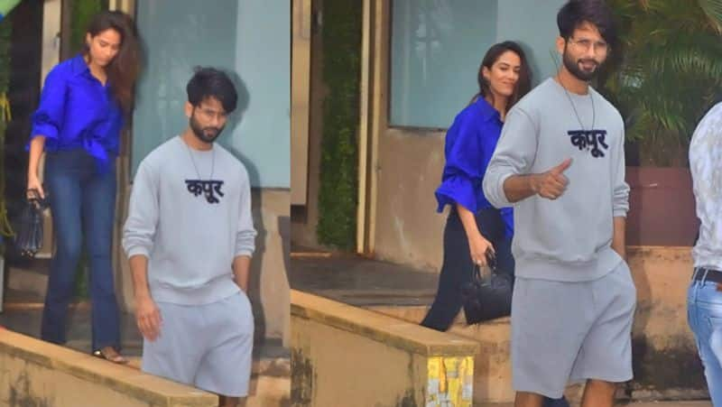 This star wearing Kapoor tshirt needs no introduction, do you know who is he