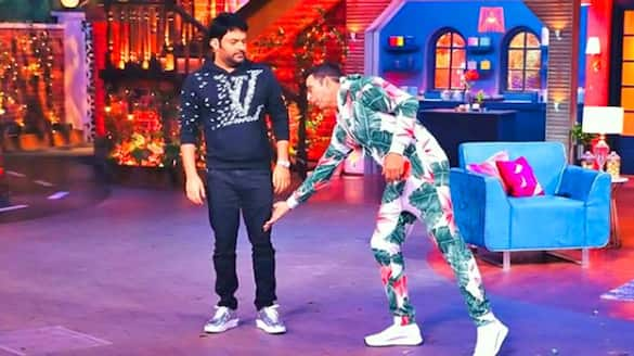 FIR Against Kapil Sharma Show For Showing Actors Drinking in Courtroom Scene mah