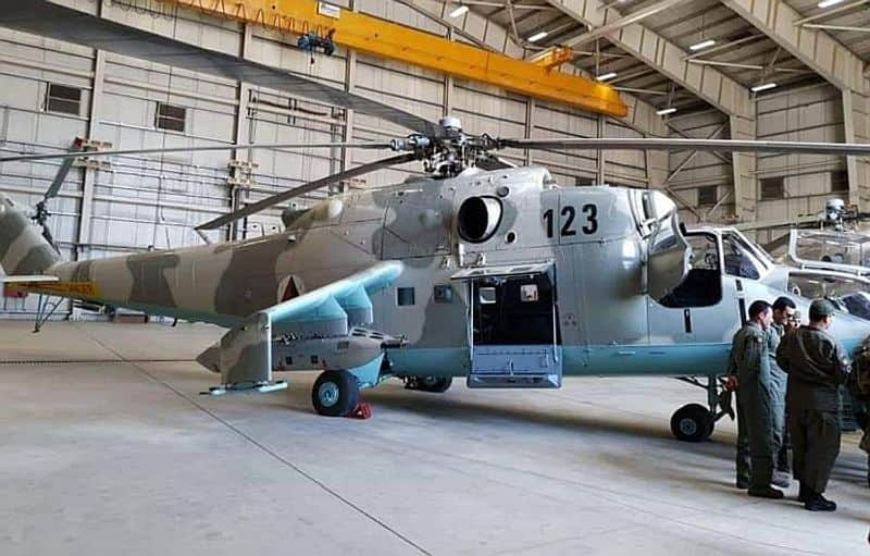 Attack helicopter gifted by India is now in Taliban hands-VPN