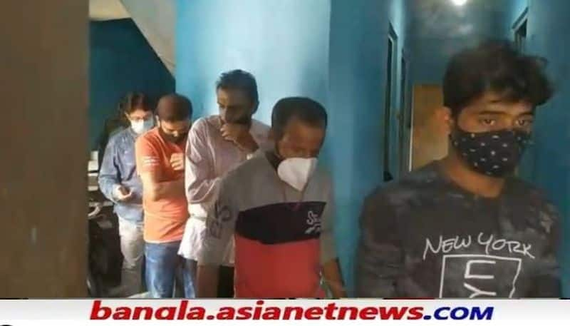 Five people have been arrested for kidnapping a youth from Sonarpur to get antique coins RTB