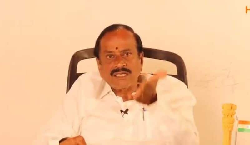 stalin is most danger person than karunanidhi h.raja speech viral on social media