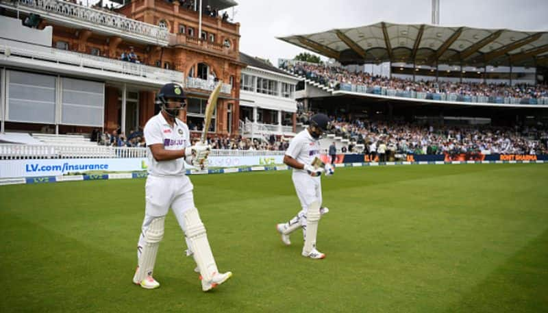 Rohit Sharma's impeccable batting in the second Test against England at Lord's spb