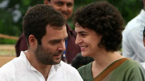 Congress new leader Rahula or Priyanka ..? Consultation today in the Congress Working Committee?