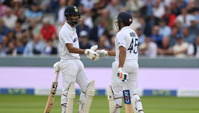 Live Scire update of India vs England lords test, India 346 for 7 at Lunch of day 2 spb
