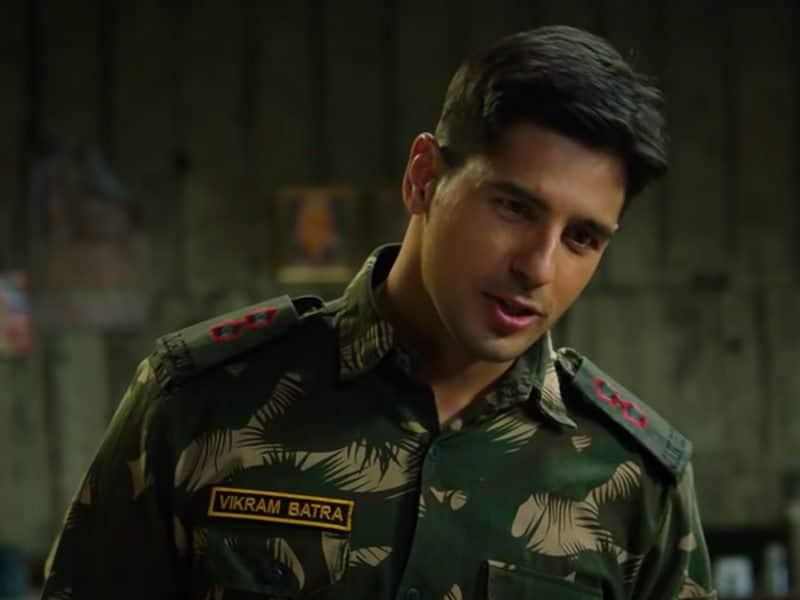 Movie rating of Sidharth Malhotra-Kiara Advani acted Shershaah on martyred Captain Vikram Batra in Kargil War