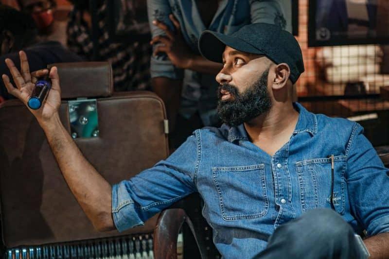 narain joju george and sharaf u dheen to act in big budget thriller Adrishyam
