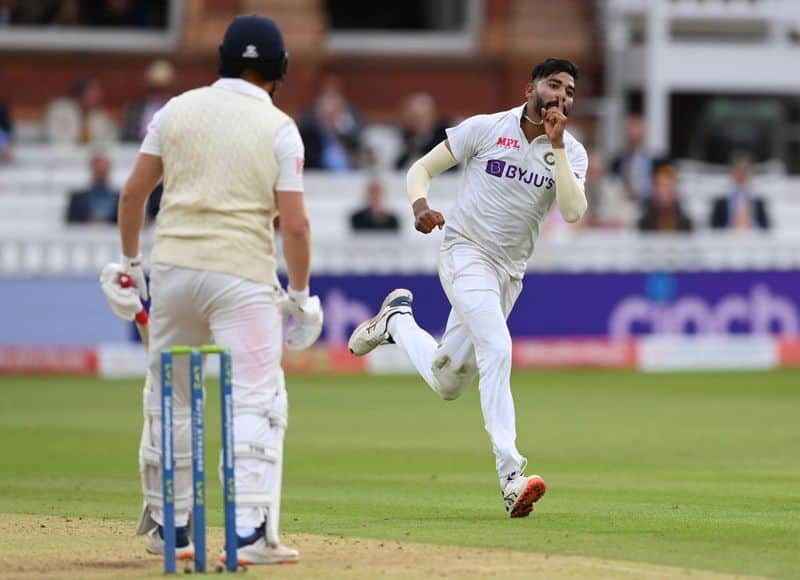 India all out for 364 in first innings at Lord's Test, England 119/3 at end of 2nd day spb