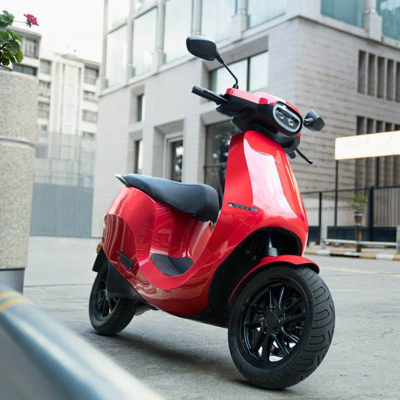 How Purchase Ola Electric Scooter with finance
