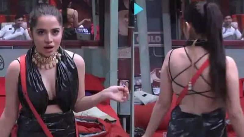 bigg boss ott urfi javed first contestant eliminated from karan johar show
