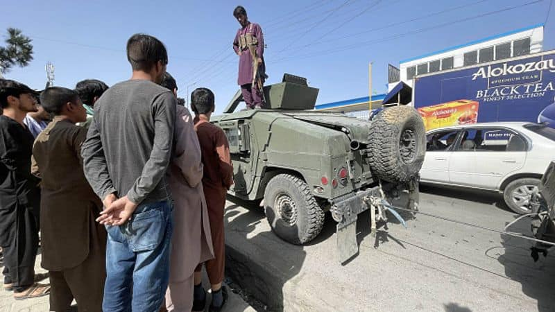 Why Afghan Forces Are Fail to defend Taliban march to afghan power Explained