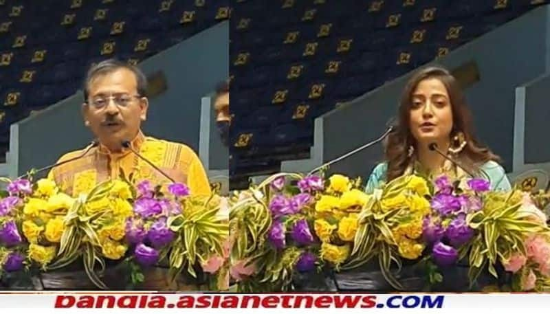 TMC Leader Madan Mitra Aroop Biswas attacks to BJP on Taliban and North Bengal issue RTB